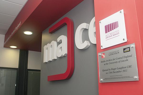 An image of the exterior of the MACE office.