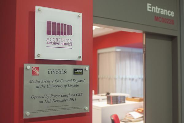 Image of the entrance to the MACE office.
