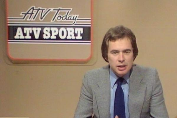 Image of ATV reporter, Nick Owen.