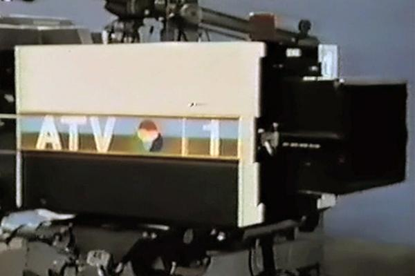 Image of a ATV news camera.